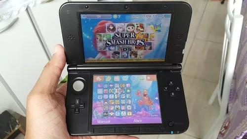 Nintendo 3ds xl zerado e completo