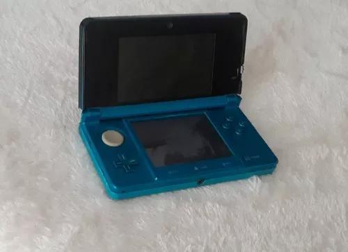 Nintendo 3ds (desbloqueado) + 1 jogo