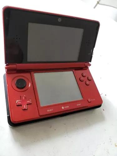 Nintendo 3ds+jogos