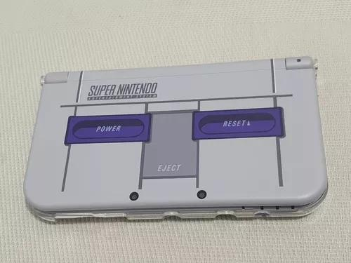 Nintendo new 3ds xl super nintendo limited edition