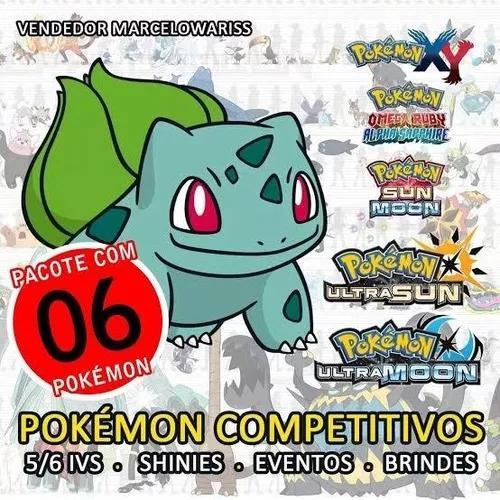 Pokémons competitivos para oras / xy / sm / usum