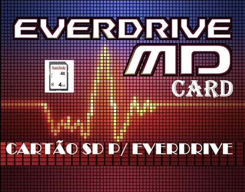 Sd card p/ everdrive mega drive/genesis + de mil brindes