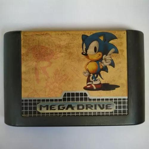 Sonic the hedgehog original mega drive