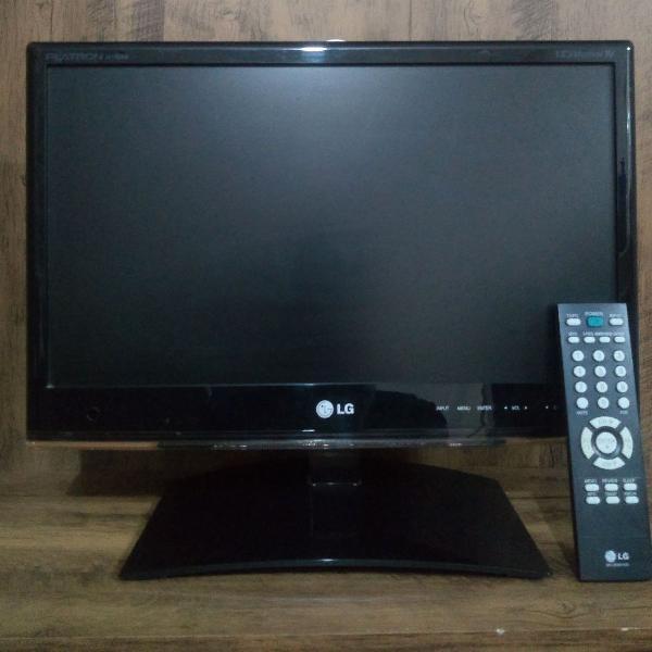 """Tv monitor lg led lcd 18,5"""""""