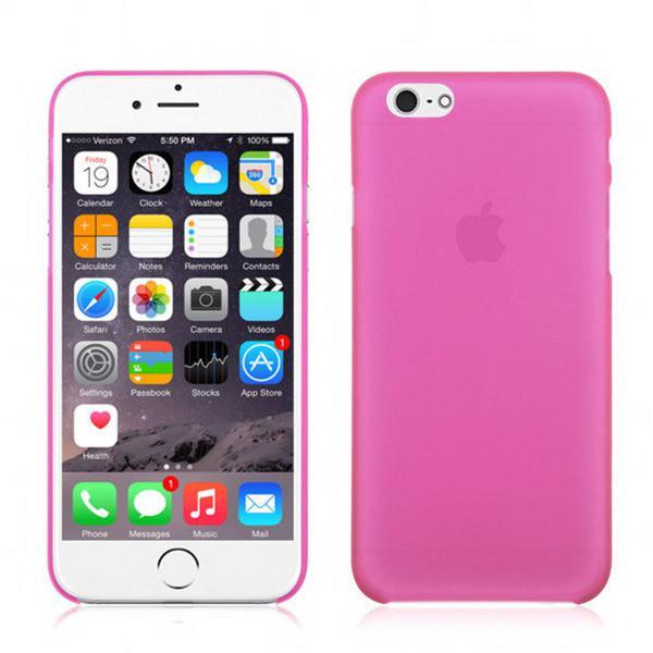Capa capinha case iphone 7 slim tpu silicone várias cores