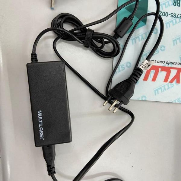 Carregador notebook universal 10 conectores multilaser