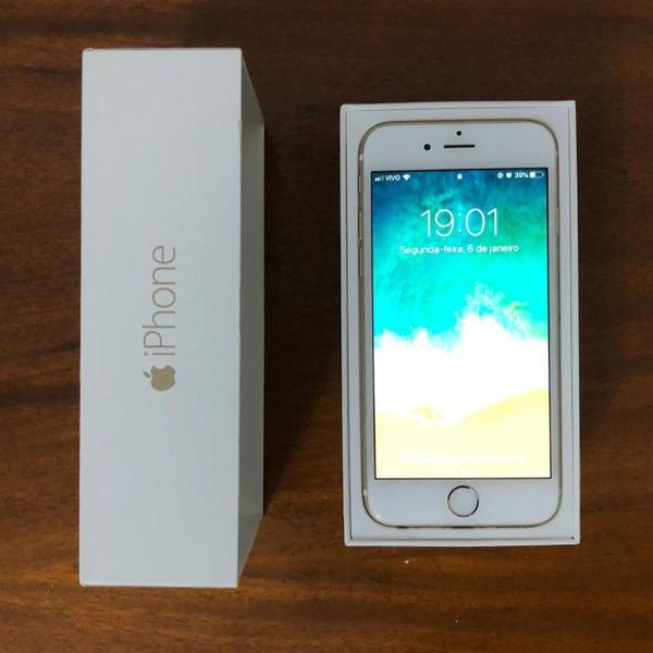 Iphone 6 de 64gb dourado