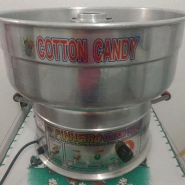 Maquina de algodão doce profissional