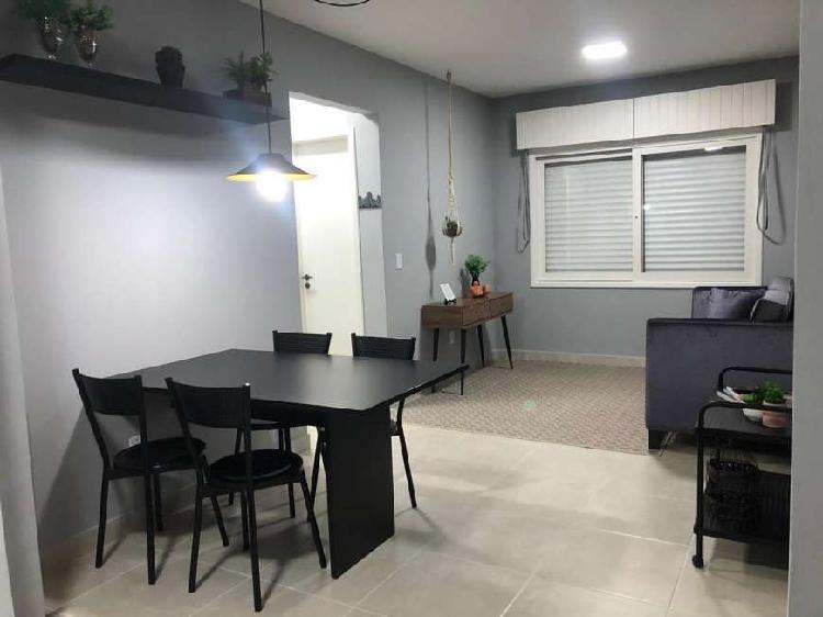 2 dormitórios mobiliado e decorado!