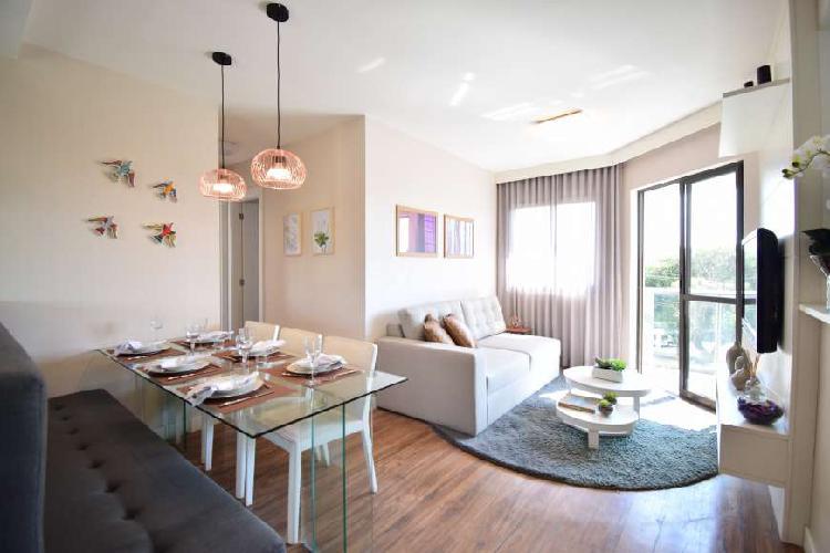 Apartamento em curitiba - pr, no bairro novo mundo