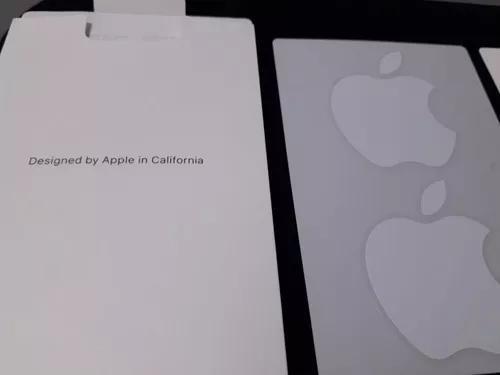 Adesivos apple originais carro moto mac book ipad iphone