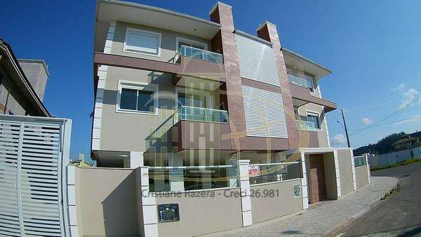 Apartamento novo com 02 dormitórios sendo 01 suíte - área