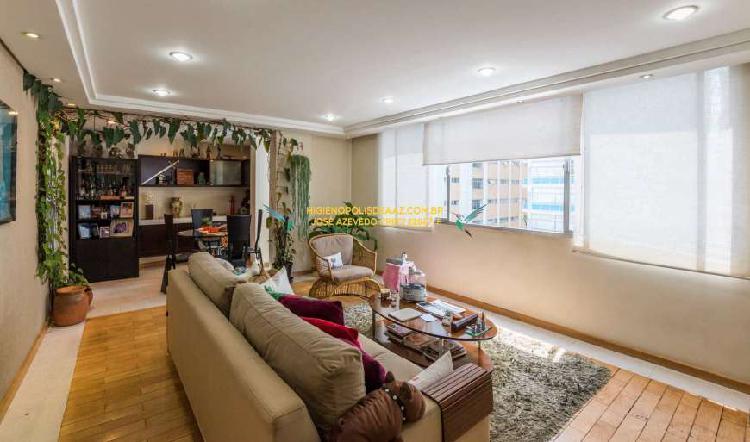 Apartamento com 3 dorms, higienópolis, são paulo - r$ 1.36