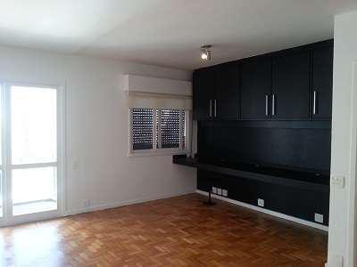 Apartamento para aluguel com 100 metros quadrados com 2