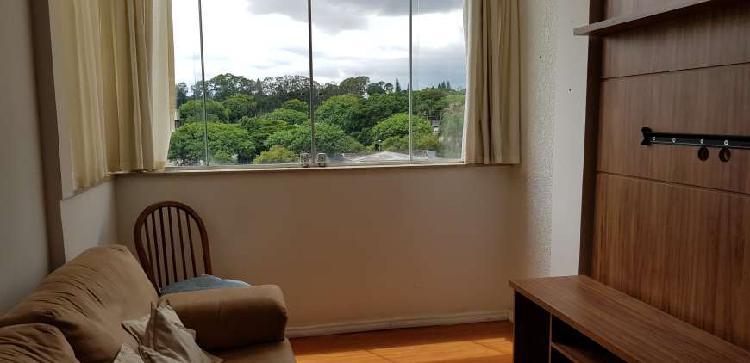 Apartamento para venda com 51 m², dois dormitórios, na