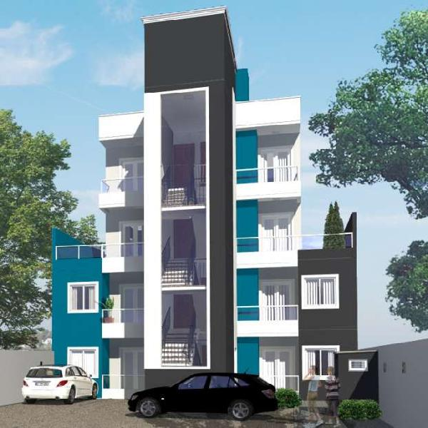 Apartamentos com três dormitórios