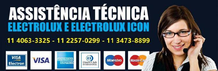 Assistência técnica zona sul electrolux