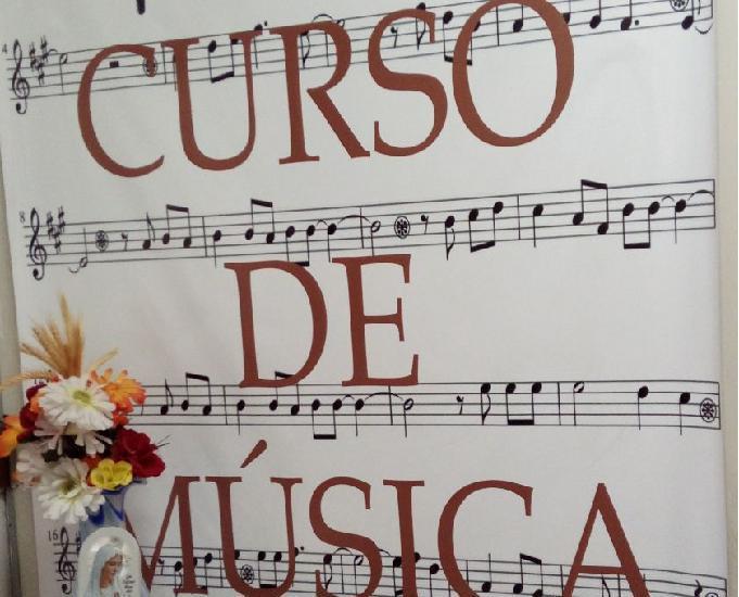 Escola de música fátima rodrigues.