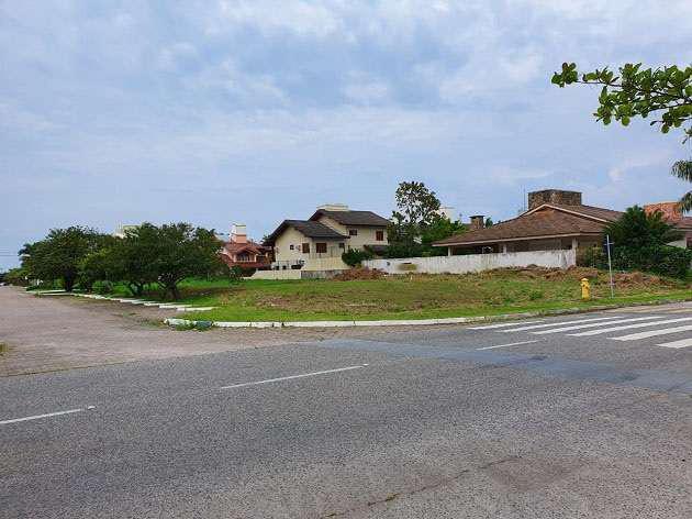 Lote/terreno para venda com 600 metros quadrados em jurerê