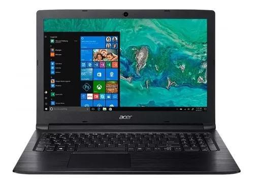 Notebook acer intel core i3 4gb 1tb 15.6 windows 10