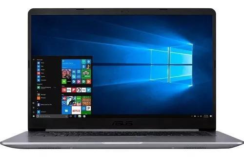 Notebook asus x510ua-br483t intel core i5 4gb 1tb 15,6 w10