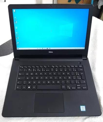 Notebook i5 7° geração dell top b