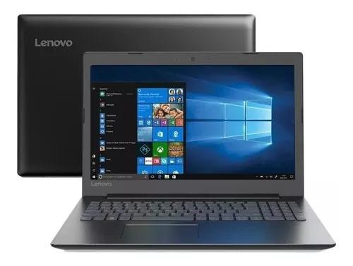 Notebook lenovo b330 i5-8250u 4gb 1tb windows 10 pro 15,6