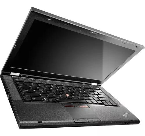 Notebook lenovo t430 intel i5 vpro m
