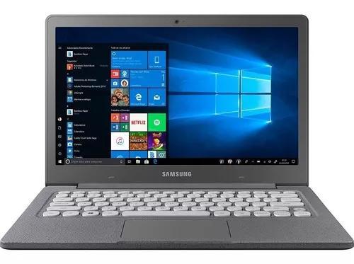 Notebook samsung f30 64gb ssd 530xbb lacrado com garantia