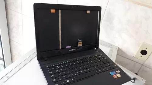 Notebook samsung np270e4e-k2br