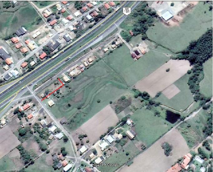 Terreno com 1.470 m² no morro azul - jaguarunasc