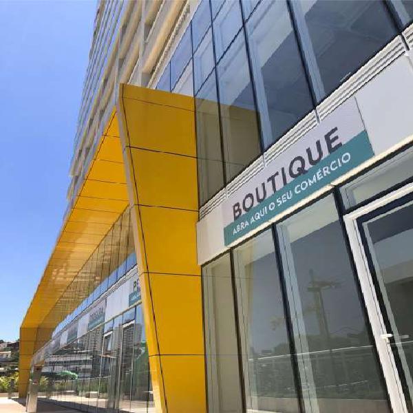 Via alameda office sala com 31 m² com direito a 1 vaga de