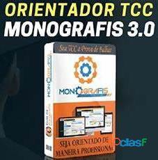 Curso Monografis   Orientador de TCC 2