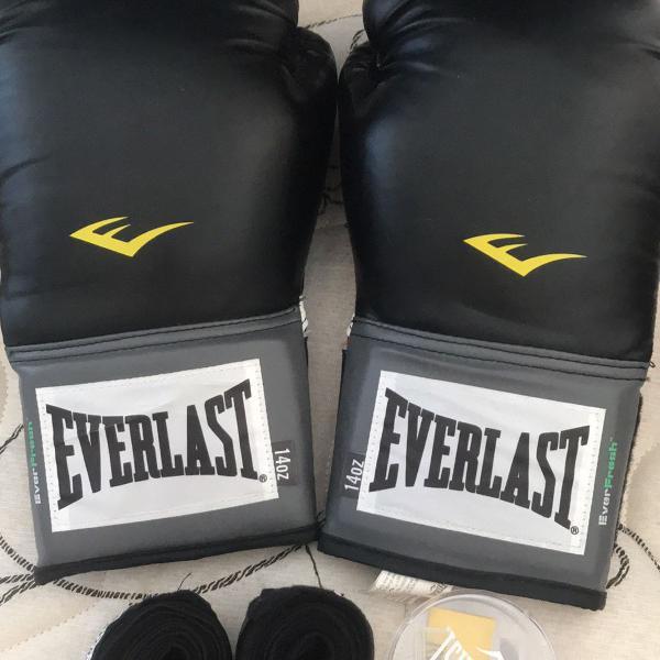 Everlast kit training 14oz