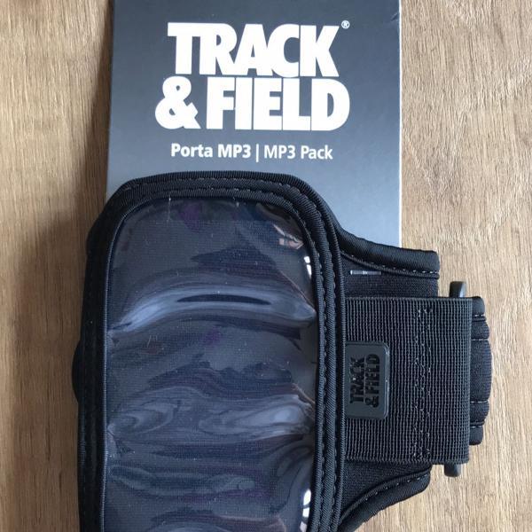 Porta mp3 track field