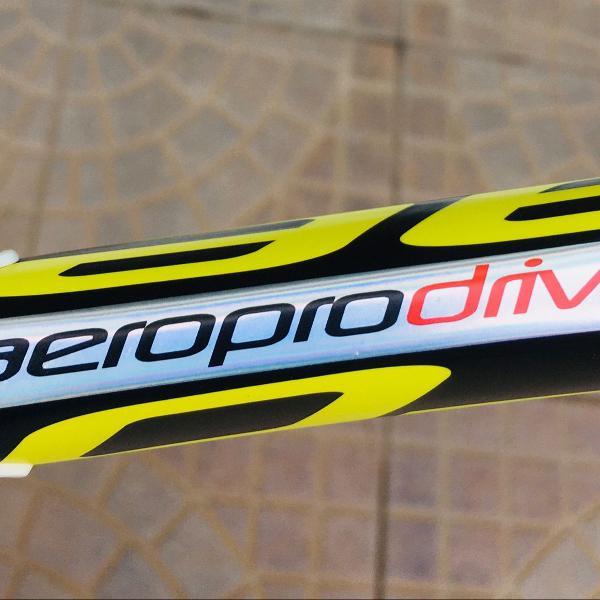 Raquete de tênis babolat aero pro drive plus 4 5/8