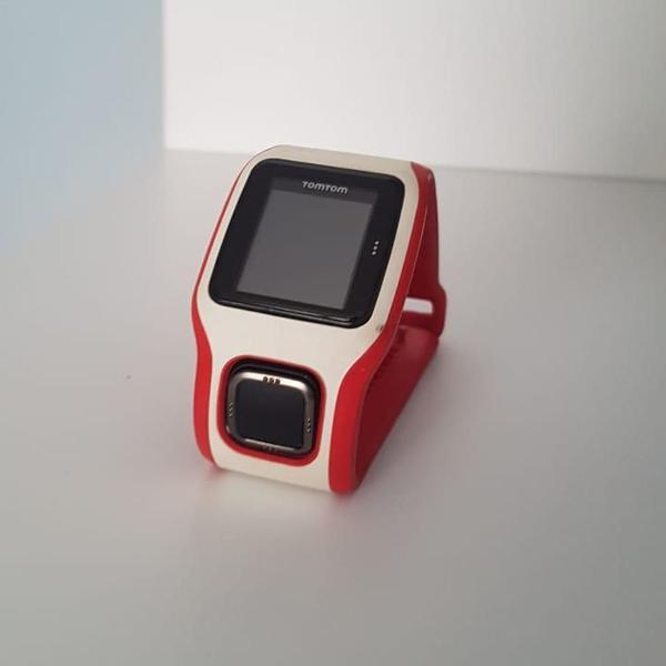 Relógio gps tomtom runner monitor de frequência cardíaca