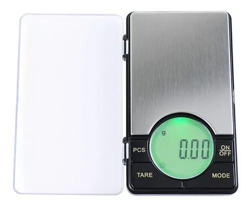100g / 0.01g alto precisão de bolso escala eletrônica mini