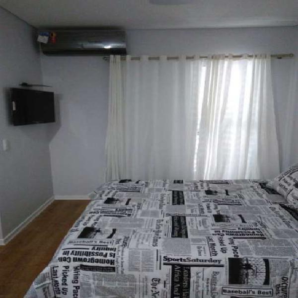 Apartamento para aluguel e venda tem 38 metros quadrados com