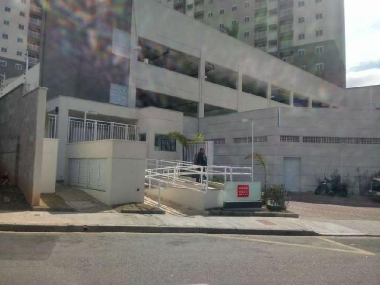 Apartamento para venda com 61 metros quadrados com 2 quartos