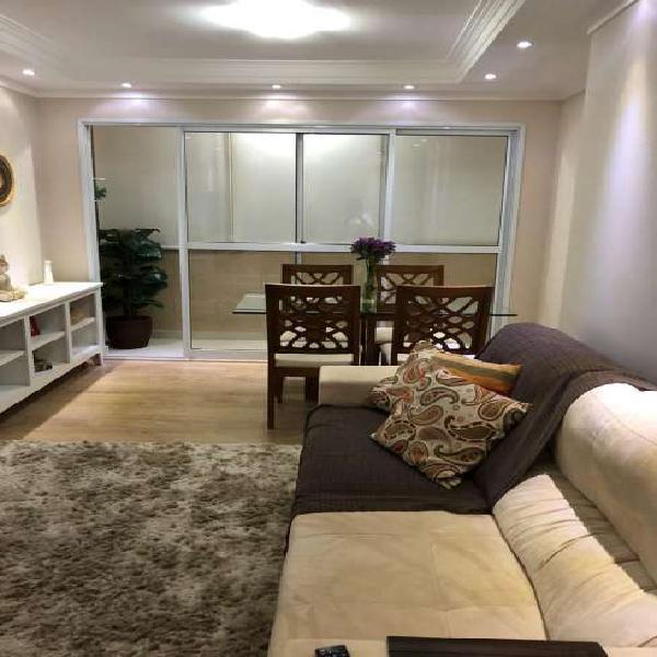 Apartamento para venda possui 70 metros quadrados com 3