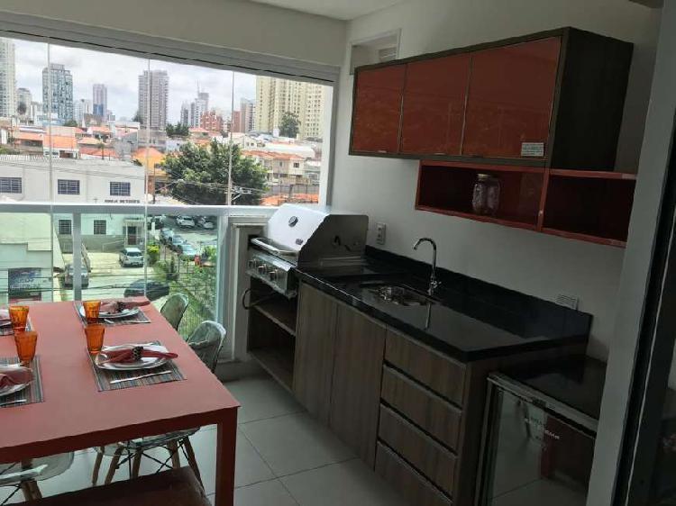 Apartamentos de 2 dormitórios - 72 m² , vagas + deposito