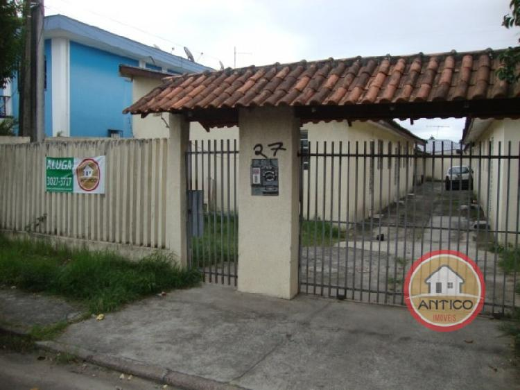 Casa condomínio fechado - 01 quarto - raulvaz27cs07