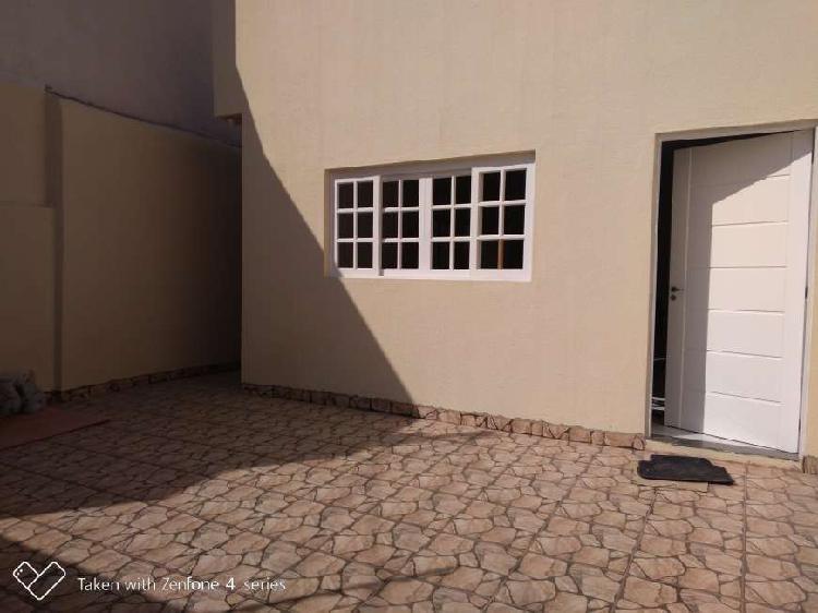 Casa terrea nova com 03 suites