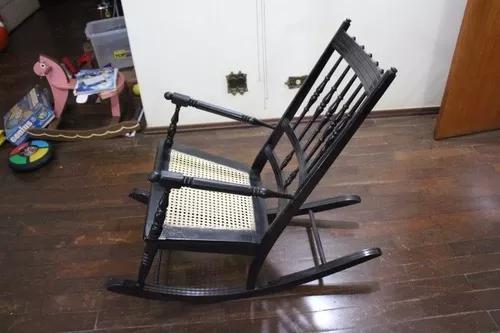 Cadeira de balanço telinha antiga anos 60 rara intacta