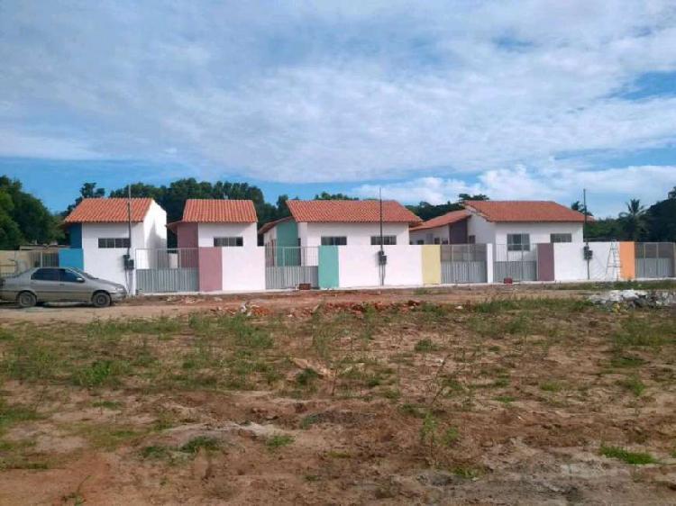 Casa r$ 600,00 por mes pronta para morar!