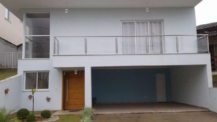 Casa em condominio para venda com 215 metros - villagio