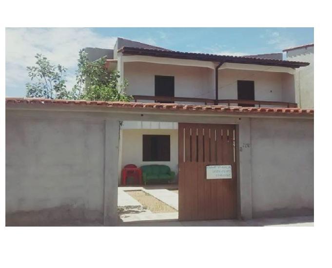 Casas e apartamentos r$: 100 reais a diária para 4 pessoas