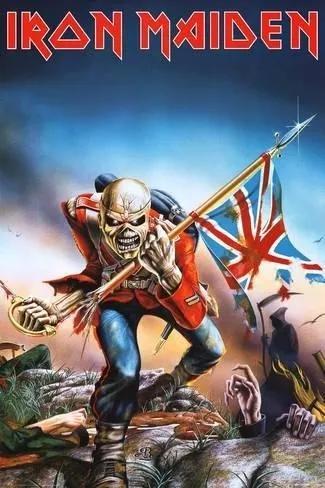 Iron Maiden Mp3 1980 - 2015 Digital