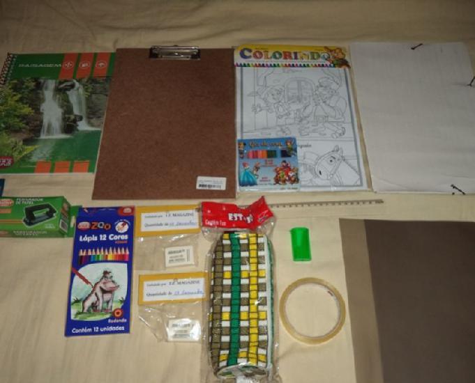 Kit escolar- tudo por r$ 60,00